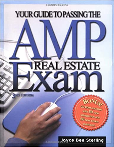 Download online Your Guide To Passing The AMP Real Estate Exam PDF, azw (Kindle), ePub, doc, mobi