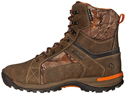 Wolverine Men's Sightline High Boot, Natural/Real, 10.5 M US