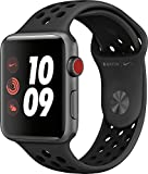 Cheap Apple Watch Series 3 Nike+ – GPS+Cellular – Space Gray Aluminum Case with Anthracite/Black Nike Sport Band – 42mm (Certified Refurbished)