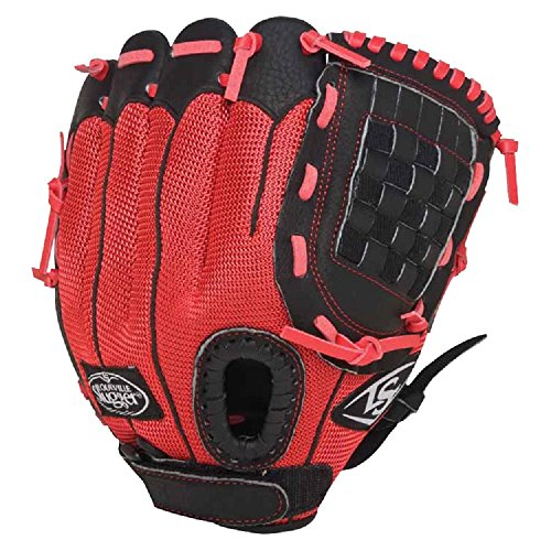Louisville Slugger Genesis Red T-Ball/Baseball Glove 10.5