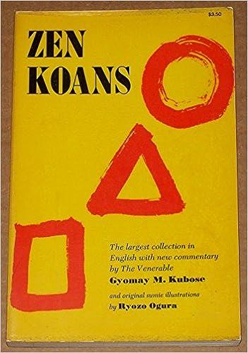 Book Zen Koans