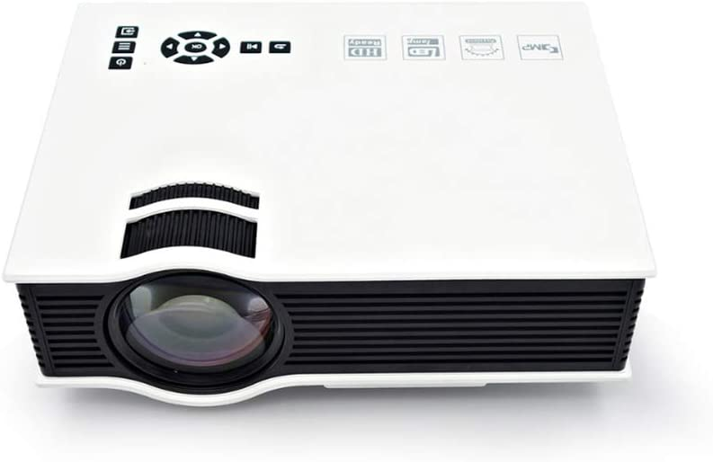 Mini proyector portátil 1080P, 30000 Horas LED Life Projector TV ...