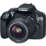 Canon EOS Rebel T6 Digital SLR Camera Kit with EF-S...