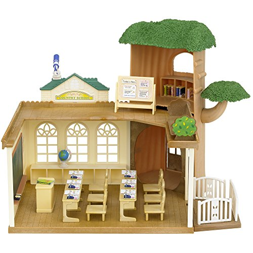 Lakeside Lodge - Calico Critters Country Tree School