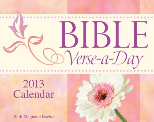 Bible Verse-a-Day 2013 Mini Day-to-Day Calendar