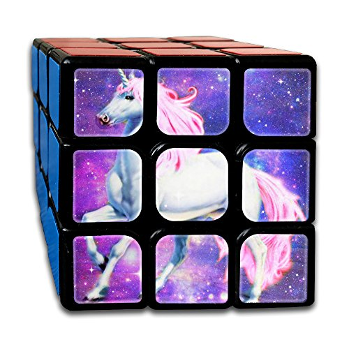 Magic Unicorn 3 X 3 Cube Easy Turning And Smooth Play Magic Cube Puzzles Toys