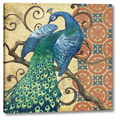 - Peacocks Splendor II by Paul Brent - 33