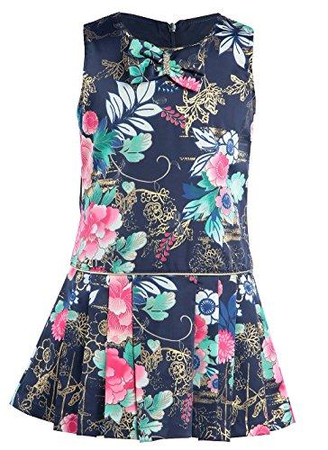 Buy belted drop waist dress - 7