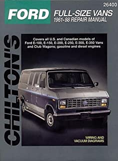 ford econoline e350 manual