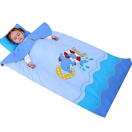 Yhz@ Saco De Dormir para NiñOs OtoñO E Invierno Engrosamiento 4-5 AñOs De