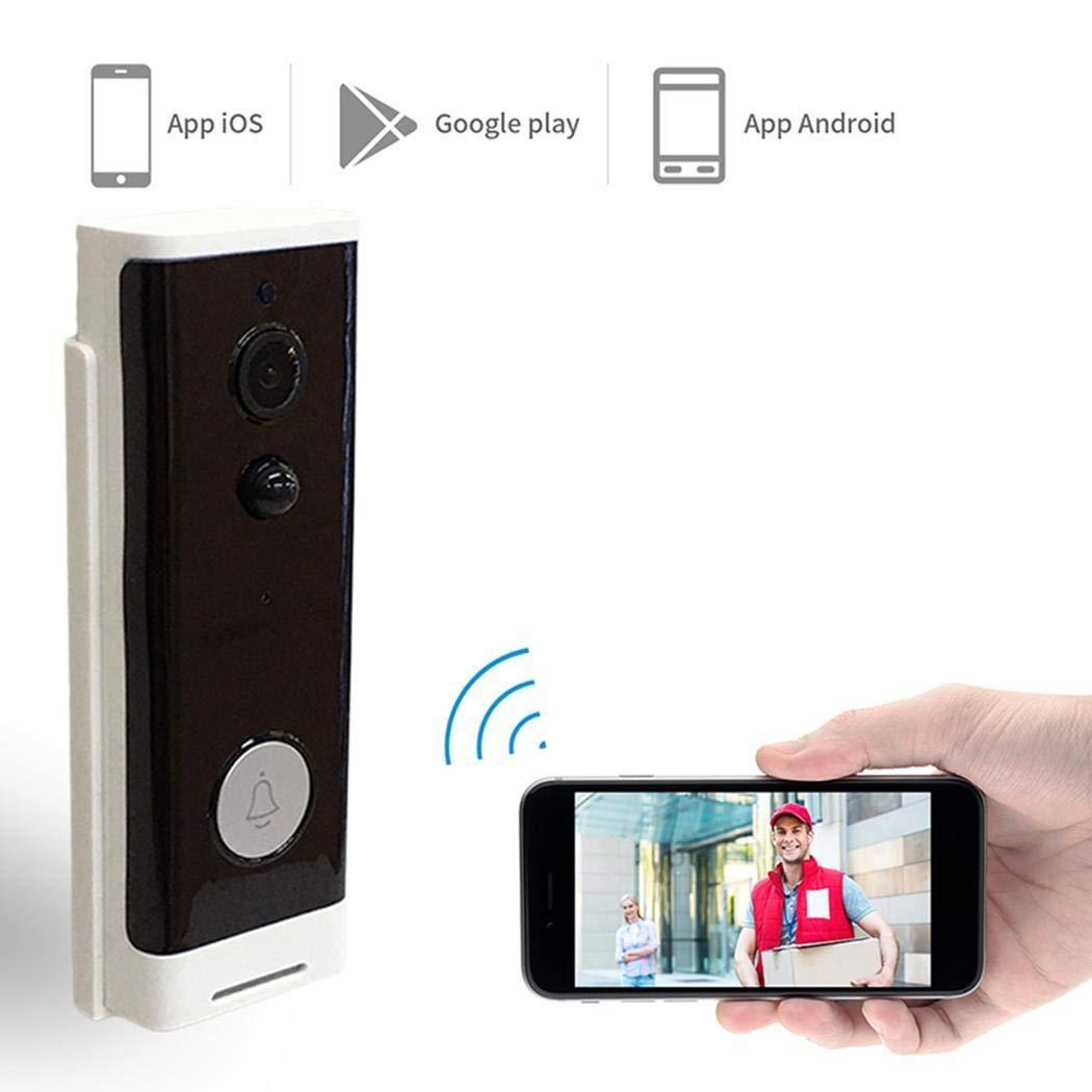 DREAMVAN M200 Home Alarm Smart WiFi Video Doorbell Multi-Function Kits