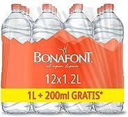 Bonafont Agua Natural Bonafont, 1.2 litros, 12 pack