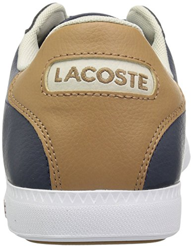 Lacoste Men's Graduate LCR3 Sneakers Brw Leather view cheap price free shipping low price cnNkQ2Hv8