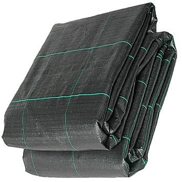 QVS Shop 5 m X 20 m de toile de sol-Membrane allocation pour allée ...