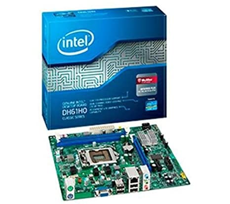 intel dh61ho vga drivers