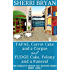 Tapas, Carrot Cake and a Corpse and Fudge Cake, Felony and a Funeral: The Charlotte Denver Cozy Mystery Series - Books 1 and 2
