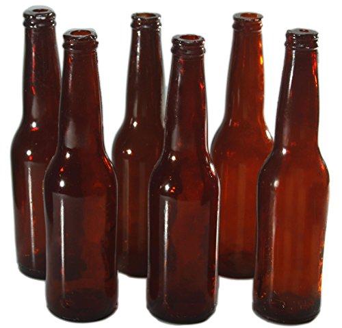 NewRuleFX SMASHProps Breakaway Beer or Soda Bottle Six Pack ()