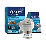 ADAPTIL Diffuser Starter Kit - For Constant Calming at Home - Helps Dogs Adapt to Staying Home Alone, Loud Noises & Stressful Events - D.A.P. Dog Appeasing Pheromone Diffuser - (30 Day Starter Kit)
