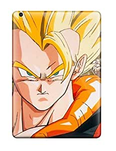 Ipad Air Case Cover - Slim Fit Tpu Protector Shock Absorbent Case (dbz)