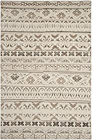 Safavieh Challe Collection CLE316A Natural Area Rug, 6'