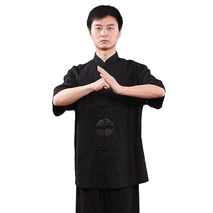 Amazon com : ZooBoo Tai Chi Uniform Clothing - Qi Gong