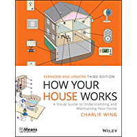 How Your House Works: A Visual Guide to Understanding and Maintaining Your Home (RSMeans) (English Edition)