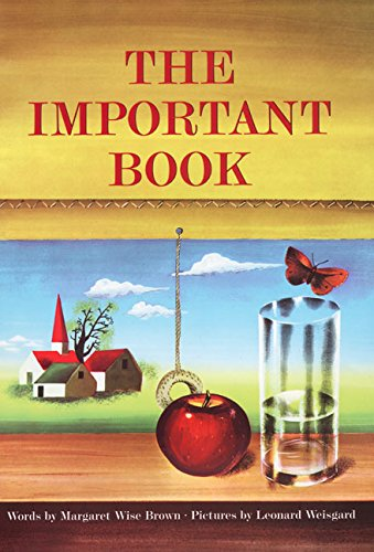 The Important Book by Harper Collins