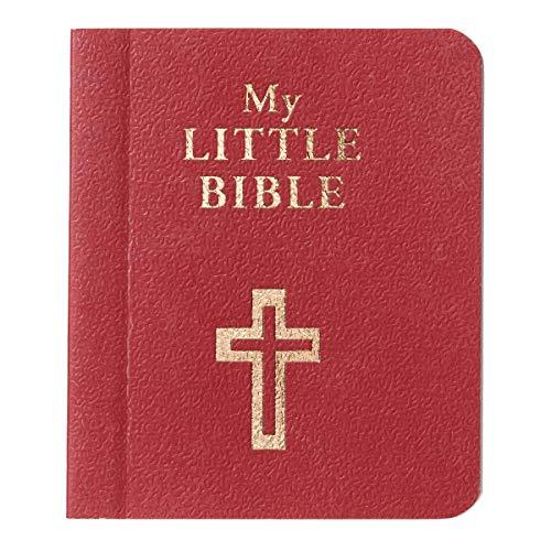 Miniature Bible - My Little Bible - Red