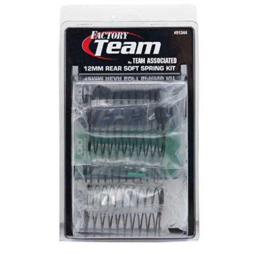 Team Associated 91344 12mm Rear Soft Spring Kit (3-Pair)