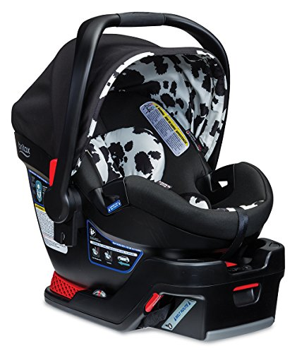 Britax B-Safe 35 Elite Infant Car Seat, Cowmooflage Review