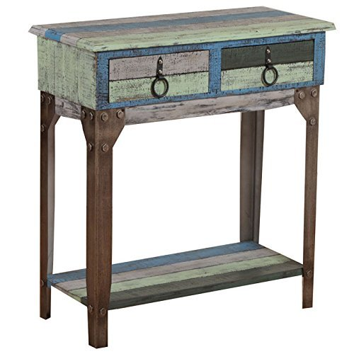 Powell Living Room Coffee Table - Powell's Furniture Calypso Small Hall Console