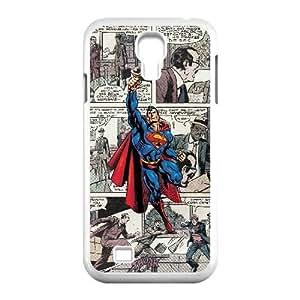 Samsung Galaxy S4 I9500 Phone Cases White Marvel comic BVX736067
