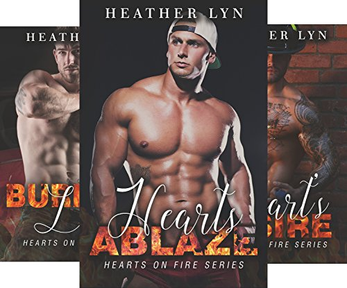 Hearts on Fire Series (4 Book Series)