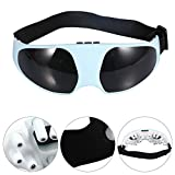 fatigue Electric Eye Massager, Asixx New Useful Electric Relieve Fatigue Healthy Migraine Mask Forehead Eye Massager Health Care Effective to Alleviate Eye Fatigue Without Side Effects