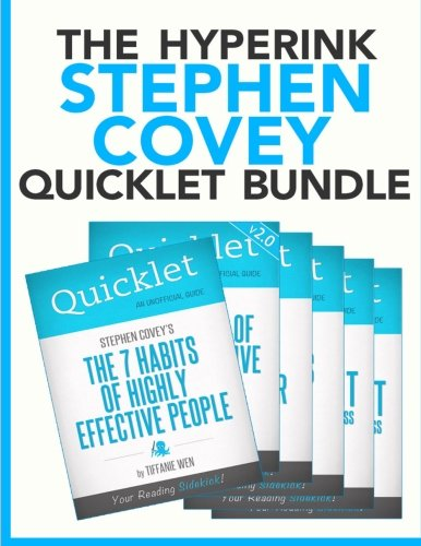 The Hyperink Stephen Covey Quicklet Bundle
