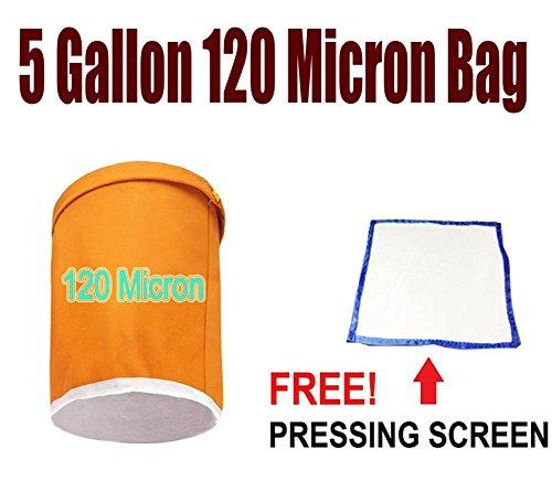 Bubble Bag Micron Sizes - 3