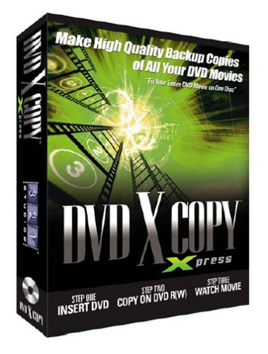DVD Copy Xpress Quality software product image