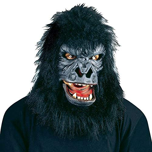 Zagone Studios Two Bit Roar Moving Mouth Gorilla Mask]()
