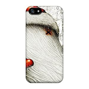 Anti-scratch And Shatterproof Old Santa Claus For SamSung Galaxy S5 Phone Case Cover High Quality PC Case