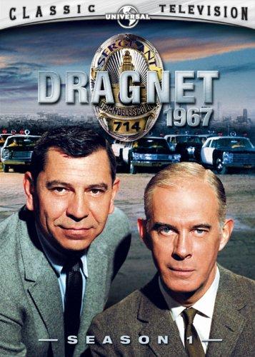Dragnet 1967 - Season 1 by Universal Studios Home Entertainment