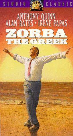 Zorba the Greek [VHS]