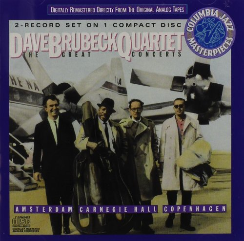 Dave Brubeck - The Great Concerts - Zortam Music