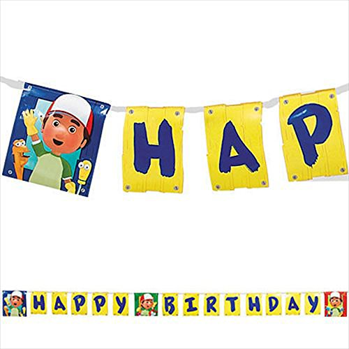 Handy Manny Happy Birthday Banner (1ct)