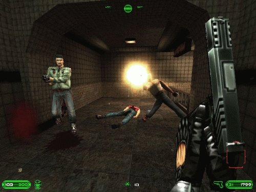 Soldier of Fortune (Linux) by Loki Entertainment Software (Image #6)