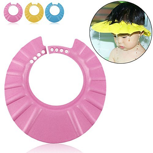 Safe-Shampoo-Shower-Bathing-Protection-Soft-Cap-Hat-for-Kids-to-Keep-the-Water-Out-of-Their-Eyes-Face