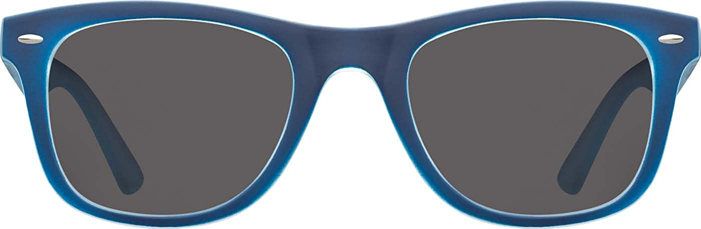 Montana M42 gafas de sol, Multicolor (Navy Blue + Smoke Lenses), Talla única Unisex Adulto
