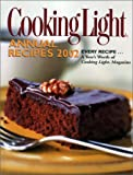 Cooking Light Annual Recipes 2002, Oxmoor House, 084872450X