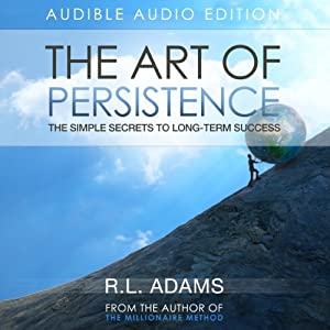 The Art of Persistence  Audiobook