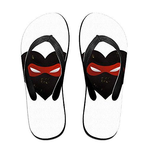 mens ninja slippers - 8