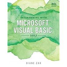 Programming with Microsoft Visual Basic 2017